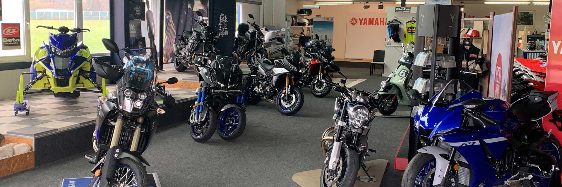 Motorrad Ressler Memmingerberg - Yamaha