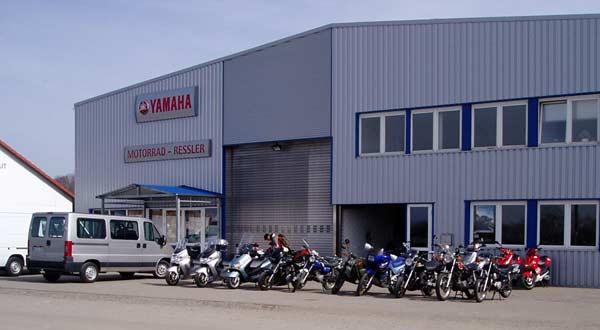Motorrad Ressler Memmingerberg