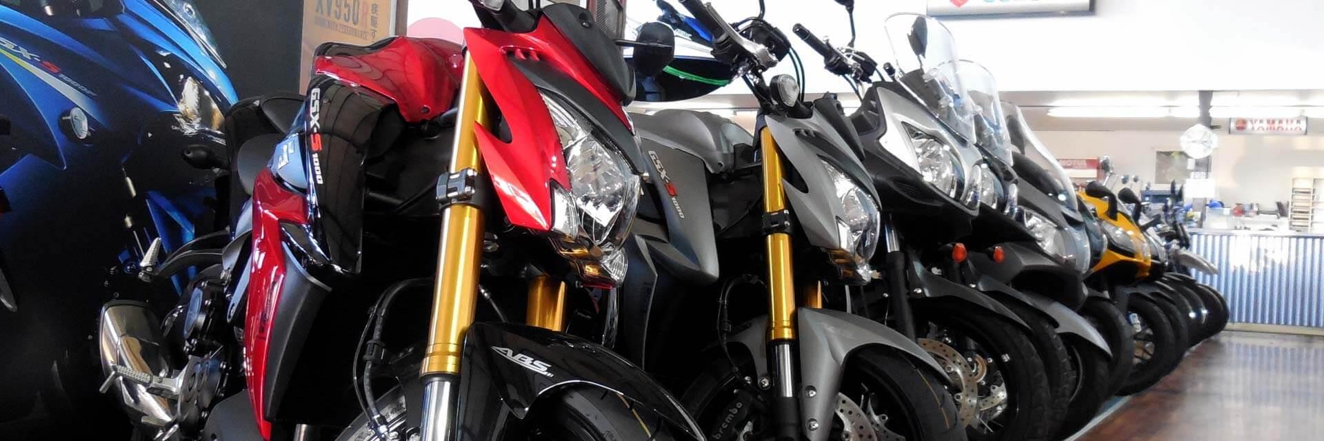 Neue und gebrauchte Motorräder (Motorrad Ressler, Memmingerberg)