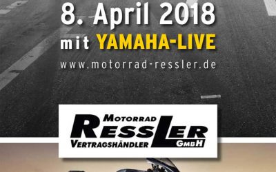 8. April 2018 – Saisonstart bei Motorrad Ressler