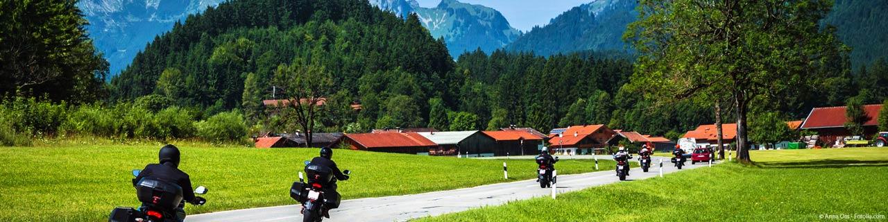 Motorradvermietung Memmingerberg - Motorrad Ressler