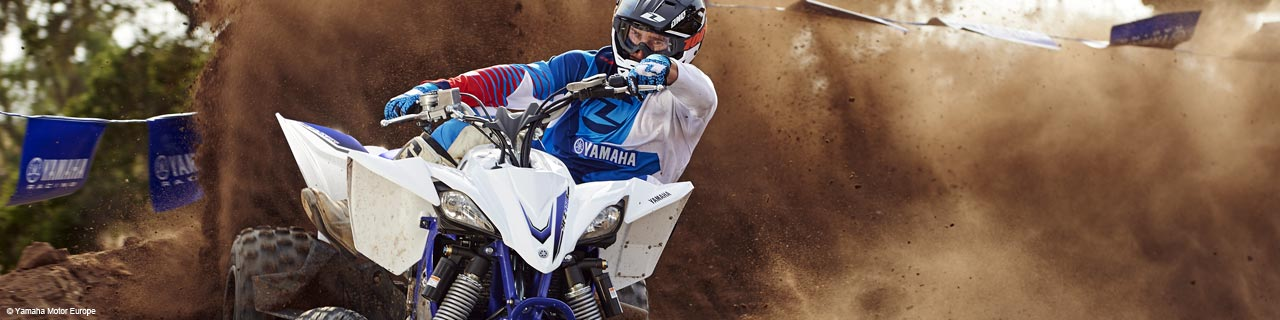 Yamaha Quad/ ATV - Ressler Memmingerberg
