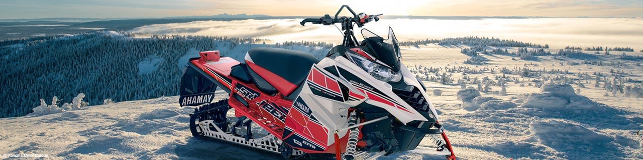 Yamaha Schneemobile/ Motorschlitten - Ressler Memmingerberg
