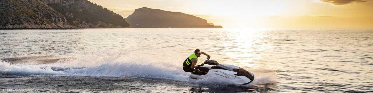 Yamaha Aussenbordmotoren, Schlauchboote, WaveRunner ®